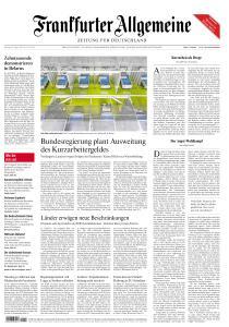 Frankfurter Allgemeine Zeitung - 24 August 2020
