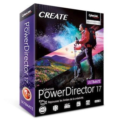 CyberLink PowerDirector Ultimate 17.6.3125.0 Multilingual (x64) Portable