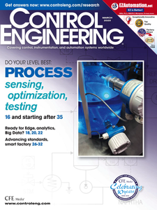 Control Engineering - March 2020
