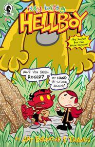 Itty Bitty Hellboy - The Search for the Were-Jaguar 03 of 04 2016 digital