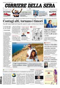 Corriere della Sera – 27 settembre 2020