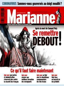 Marianne - 30 Octobre 2020