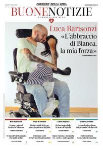 Corriere della Sera Buone Notizie - 1 Giugno 2021