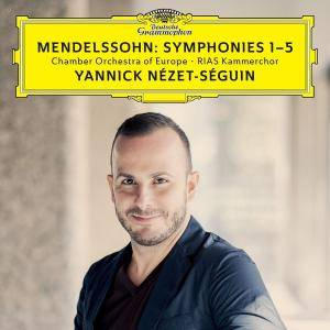 Yannick Nézet-Séguin - Mendelssohn: Symphonies Nos. 1-5 (Live) (2017) [Official Digital Download 24/96]