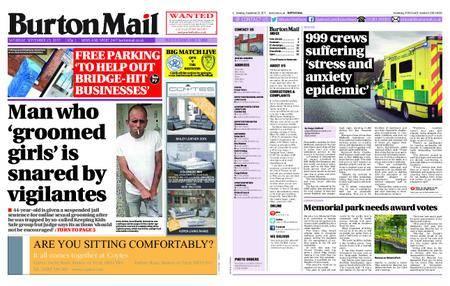 Burton Mail – September 23, 2017