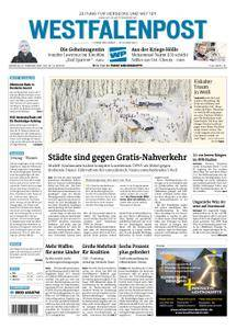 Westfalenpost Wetter - 27. Februar 2018