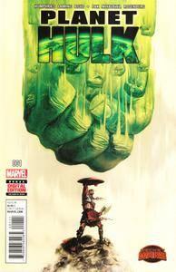Planet Hulk 0012015 Digi-Hybrid