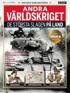 Krigshistoria – april 2021