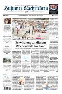 Husumer Nachrichten - 27. Juni 2020