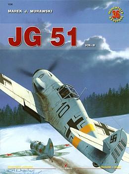 JG 51 vol. II (Miniatury Lotnicze 36)