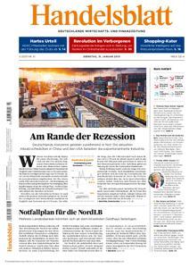 Handelsblatt - 15. Januar 2019