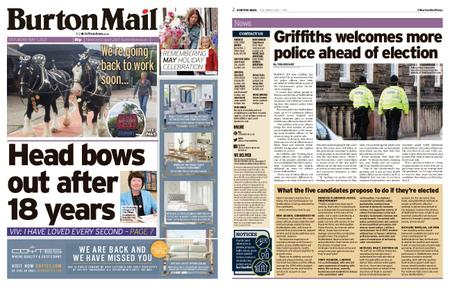 Burton Mail – May 01, 2021