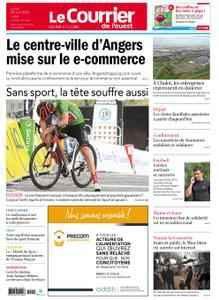 Le Courrier de l'Ouest Angers – 20 avril 2020