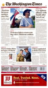 The Washington Times - 19 September 2019