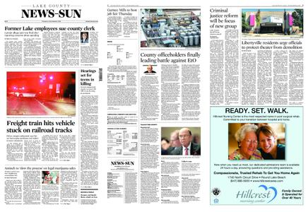 Lake County News-Sun – September 19, 2019
