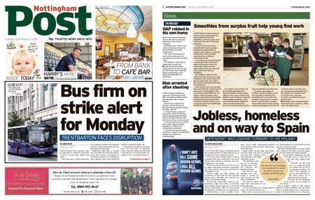Nottingham Post – September 04, 2018