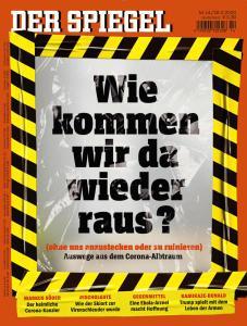 Der Spiegel - 28 März 2020
