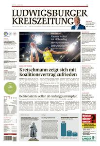 Ludwigsburger Kreiszeitung LKZ - 03 Mai 2021