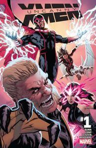 Uncanny X-Men 001 (2016)
