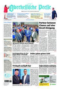 Oberhessische Presse Hinterland - 18. Oktober 2018