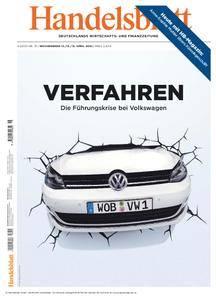 Handelsblatt - 13. April 2018