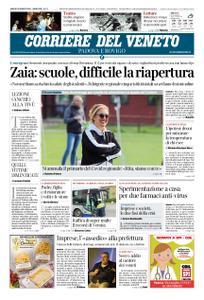 Corriere del Veneto Padova e Rovigo – 28 marzo 2020