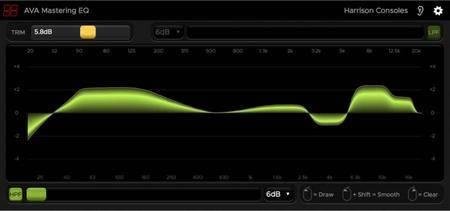 Harrison AVA Mastering EQ v2.0.1 WiN