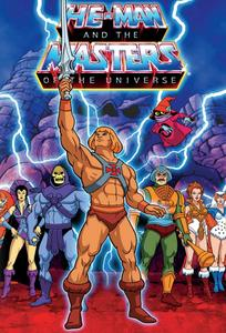 He-Man and the Masters of the Universe (1983-1985) [24 DVD]