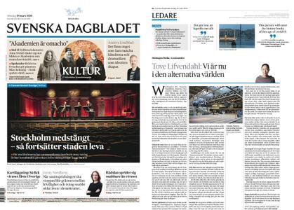 Svenska Dagbladet – 29 mars 2020