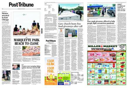Post-Tribune – July 29, 2020