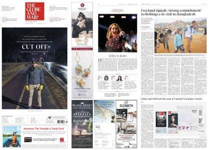 The Globe and Mail – May 05, 2018