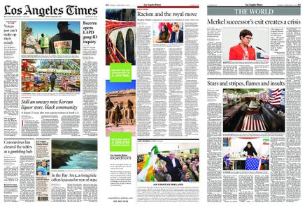 Los Angeles Times – February 11, 2020