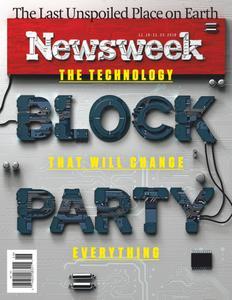 Newsweek USA - November 16, 2018