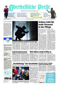 Oberhessische Presse Marburg/Ostkreis - 10. November 2018