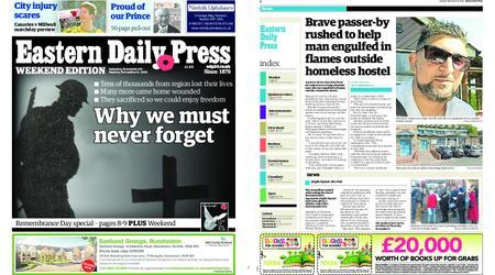 Eastern Daily Press – November 10, 2018