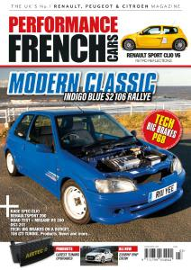 Performance French Cars - March April 2019