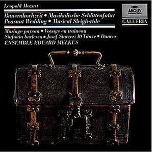 Leopold Mozart - Bauernhochzeit - Musikalische Schlittenfahrt