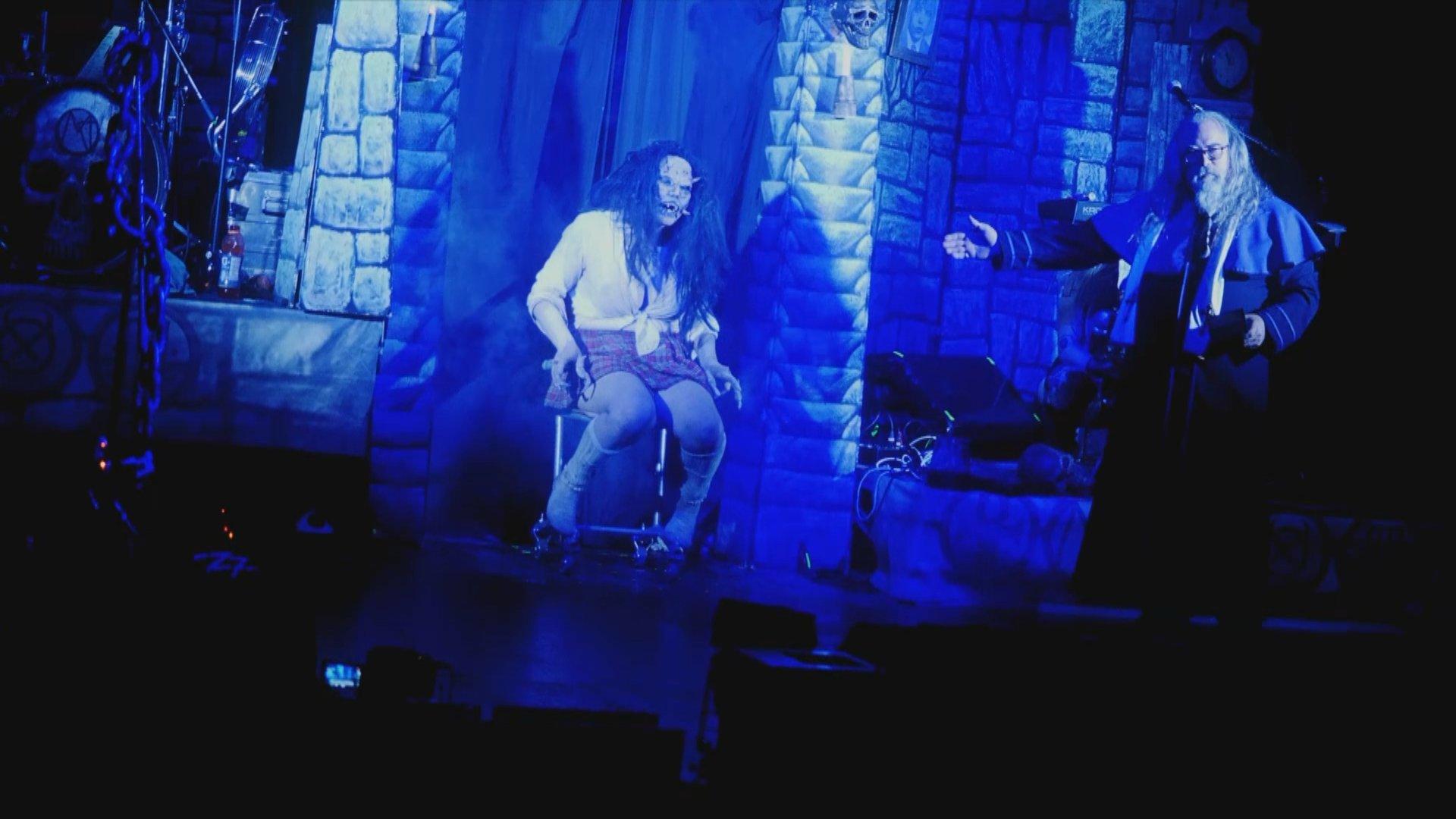 Płyta kompaktowa Lordi: Recordead Live - Sextourcism In Z7