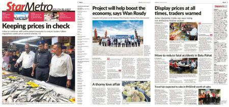 The Star Malaysia - Metro South & East – 20 June 2019