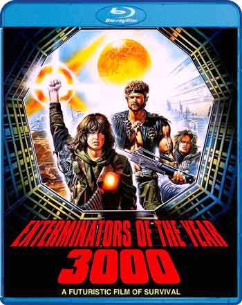 The Exterminators of the Year 3000 (1983)