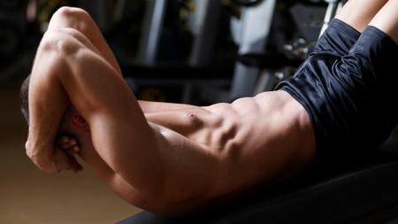 Strengthen your abs, core and back