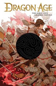 Dark Horse-Dragon Age The First Five Graphic Novels 2021 Hybrid Comic eBook