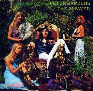 Peter Bardens - The Answer (1970) [Reissue 2010] (Repost)
