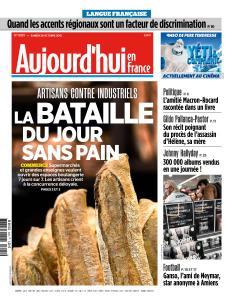 Aujourd'hui en France du Samedi 20 Octobre 2018