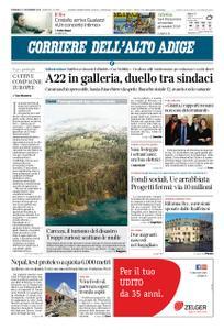 Corriere dell'Alto Adige – 11 novembre 2018