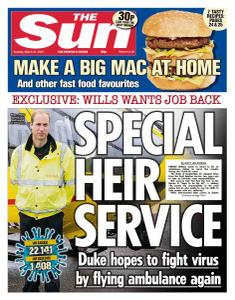 The Sun UK - 31 March 2020