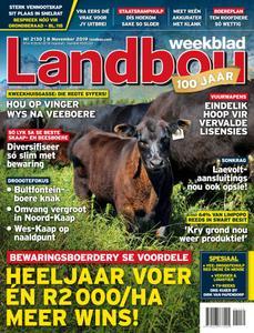 Landbouweekblad - 08 November 2019