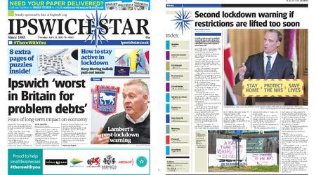 Ipswich Star – April 23, 2020