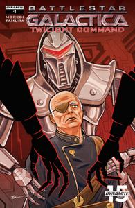 Battlestar Galactica-Twilight Command 001 2019 2 covers digital Son of Ultron