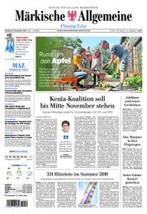 Märkische Allgemeine Fläming Echo - 23. September 2019